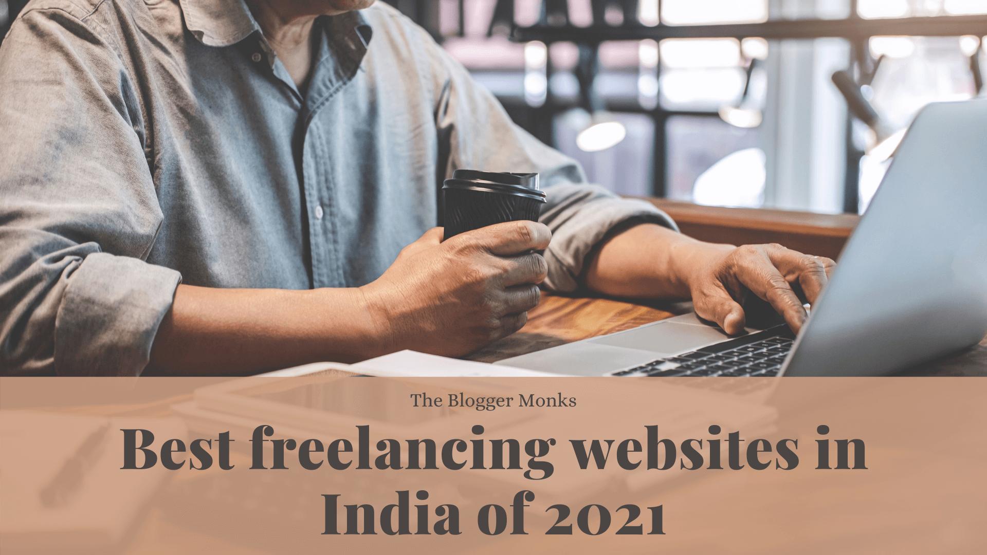 Best freelancing websites in India of 2021