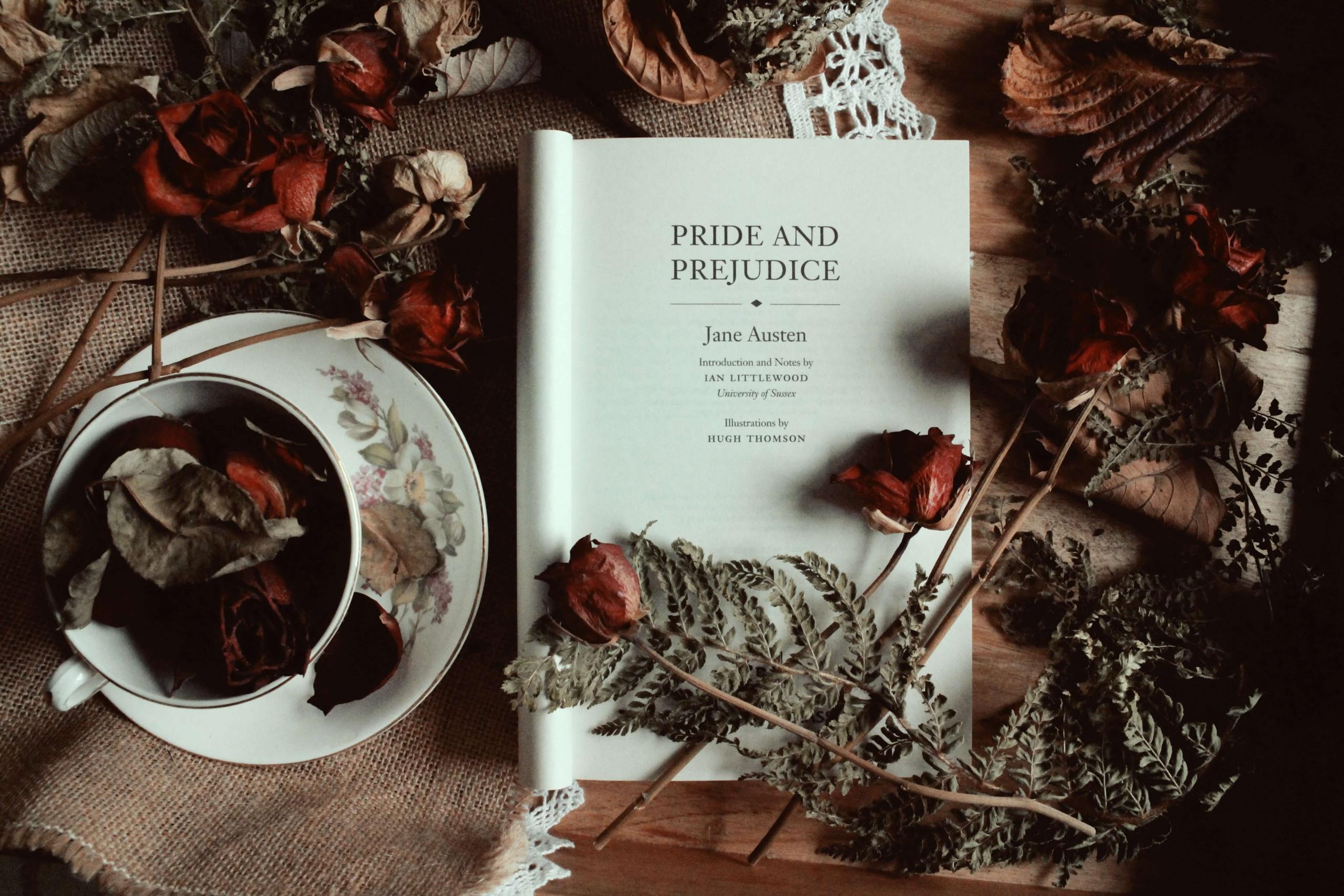 pride and prejudice classic book recommendation