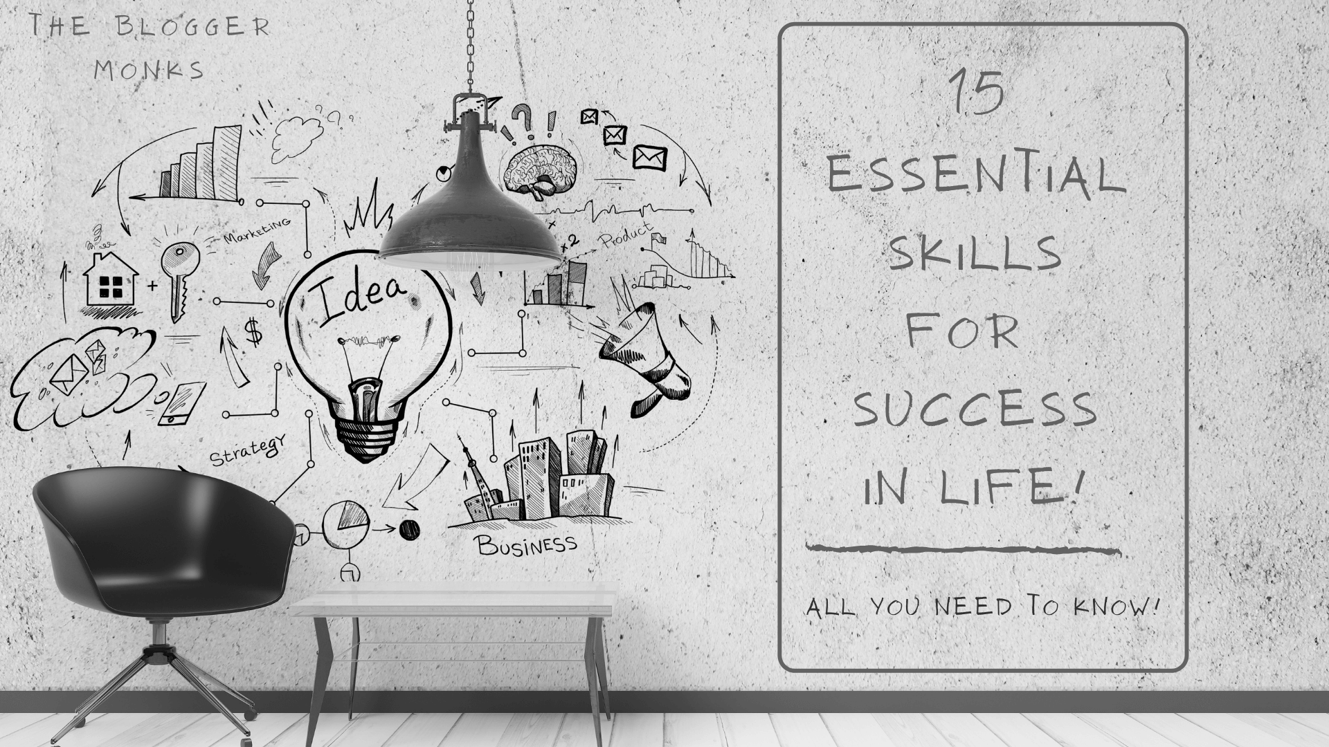 essential skills for success in life