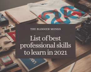 list of professional skills to learn in 2021