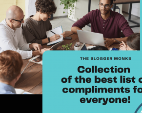 Collection of the best list of compliments for everyone