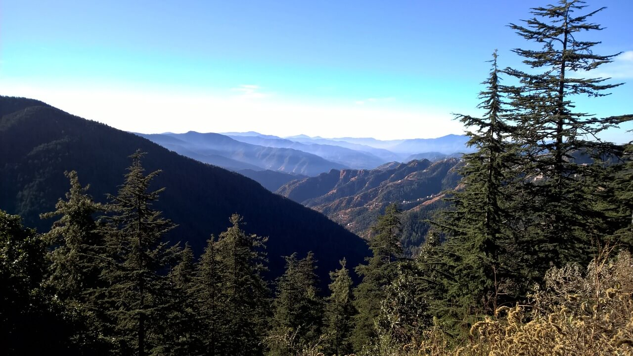 kufri mountain himachal