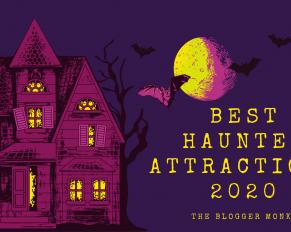Best haunted attractions 2020
