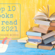 Top ten books to read in 2021: Book recommendations