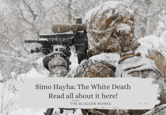 simo hayha the white death